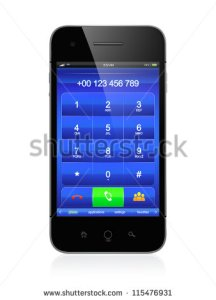 stock-photo--d-illustration-of-modern-smartphone-call-menu-design-115476931
